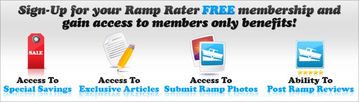 Reason to Become a Ramp Rater Member